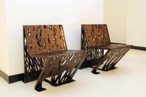 mobilier urbain fauteuils LAB23