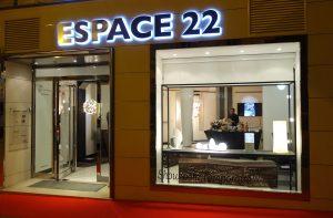 mobilier urbain banc LAB23 - France