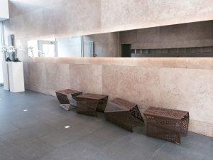 mobilier urbain banc LAB23 - Russia