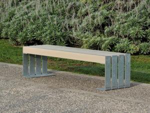 mobilier urbain eco-banquette LAB23