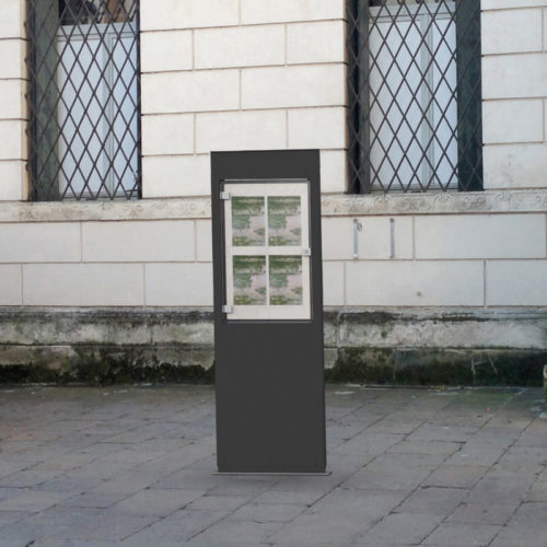 BUS SHELTERS / DISPLAY BOARDS