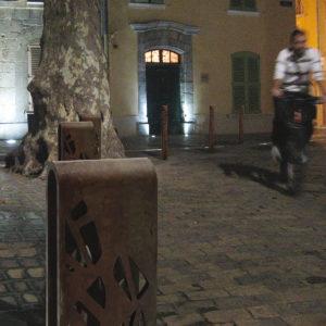 mobilier urbain borne LAB23