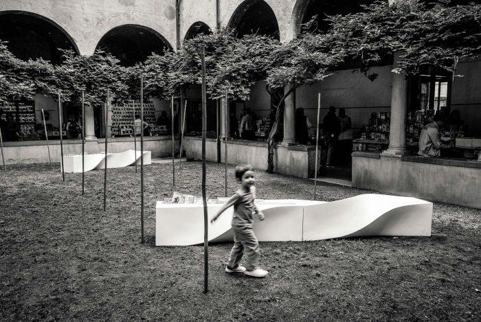 S Decoration - S Planter - Collezione S - Evento in Treviso - arredo urbano LAB23