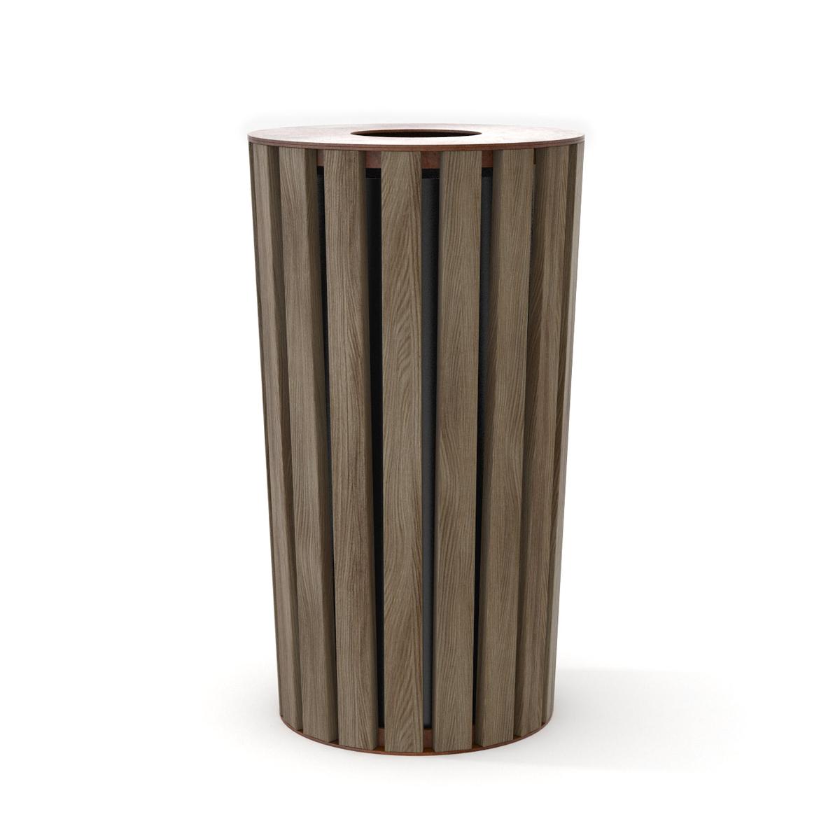 cestino-wood-ARREDO URBANO LAB23