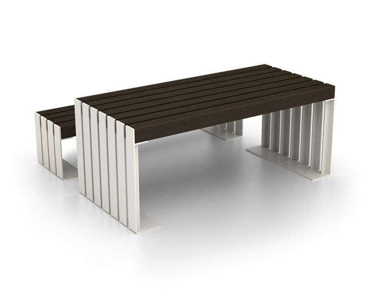 Tavolo Di Lavoro English : Deacon arredo urbano tavoli da pic nic lab23