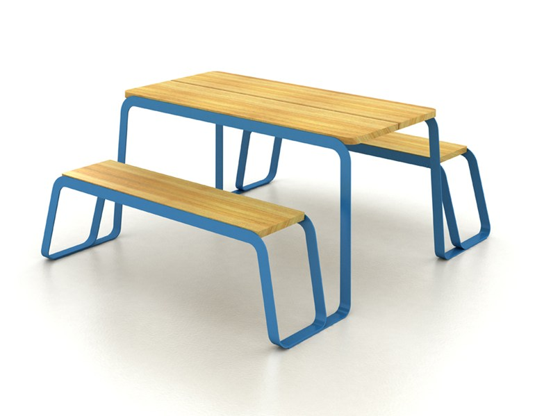 mobilier urbain table pique nique LAB23