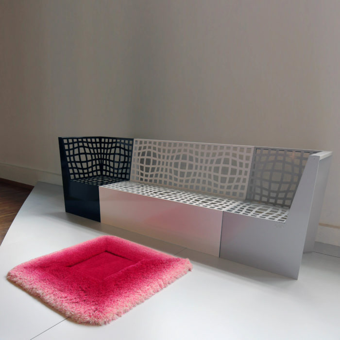 Morphscape-lounge- PANCHINA DI KARIM RASHID PER LAB23