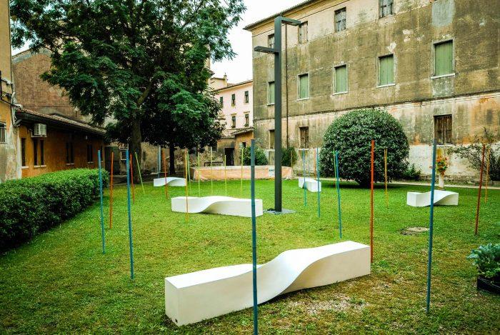 Collezione S - Evento in Treviso - arredo urbano LAB23