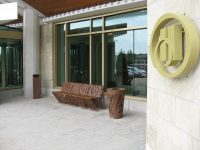 Crossed Collection - Arredo urbano LAB23 - Holtel Hilton - Canada