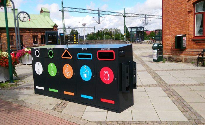 street-furniture-recycling bins-coral cover-svezia-LAB23