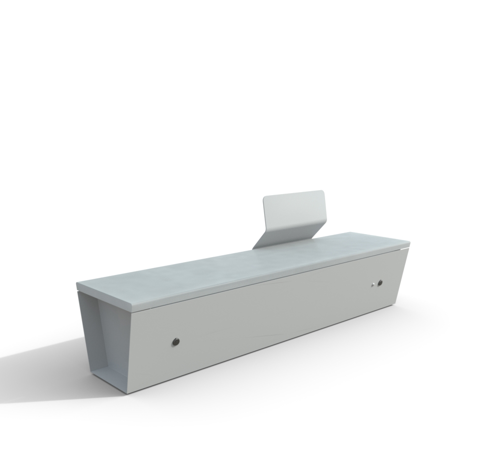 Smart Bench Street Furniture Benches Lab23