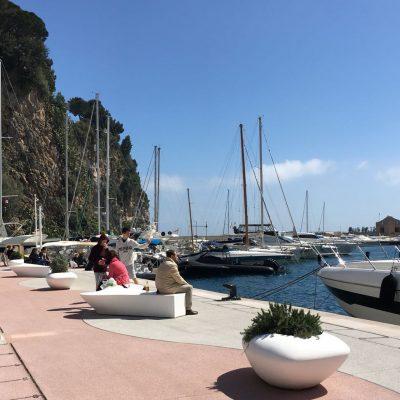 mobilier urbain LAB23 in Montecarlo Principauté de Monaco