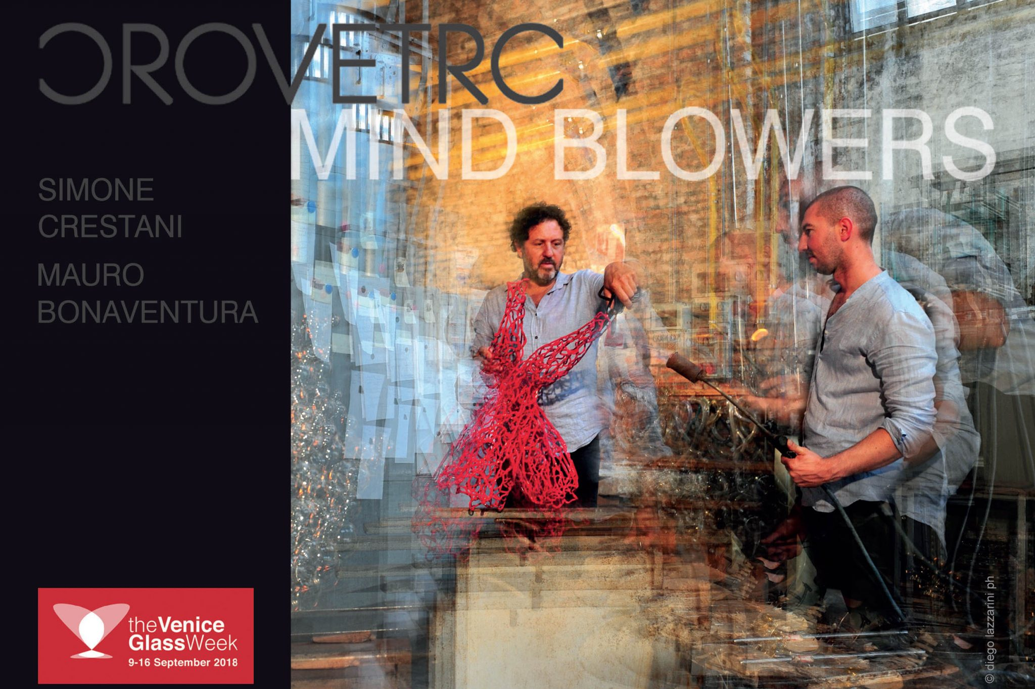 "LAB23 PARTENAIRE OFFICIEL DE L'EVENEMENT ""MIND BLOWERS"""